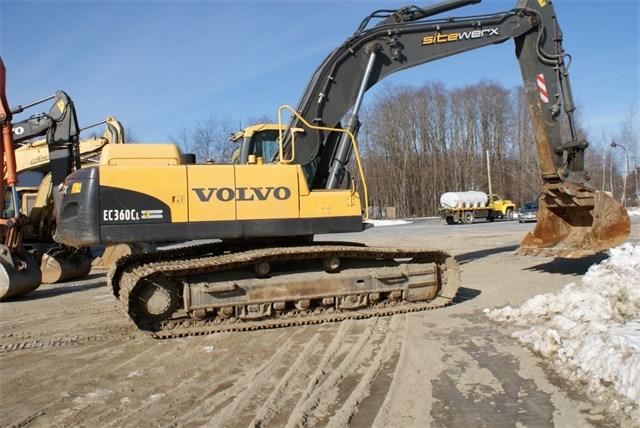 2008 Volvo EC360C Excavator