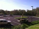 Husson Parking Lot