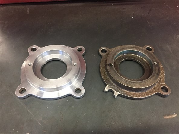 Replacement Seal Housing