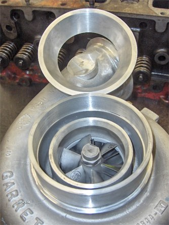 Turbo inlet modifications