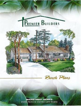 Premier Ranch Plans