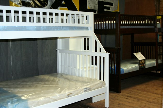 Twin / Double Bunk Bed