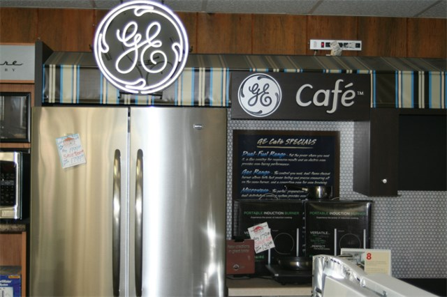 GE Cafe' Kitchens