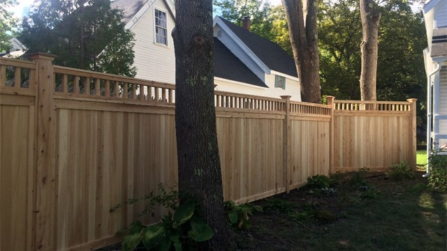 Board with Baluster