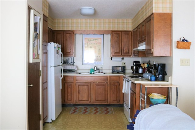 Timberview G or H Style 2 Bedroom Kitchen