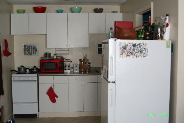College Park Studio Kitchen