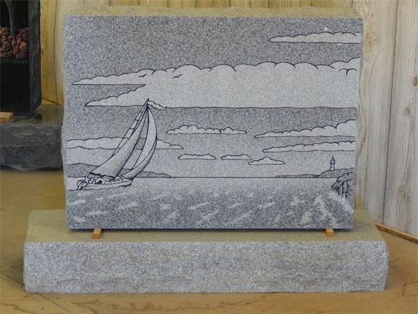 Sailboat Scene