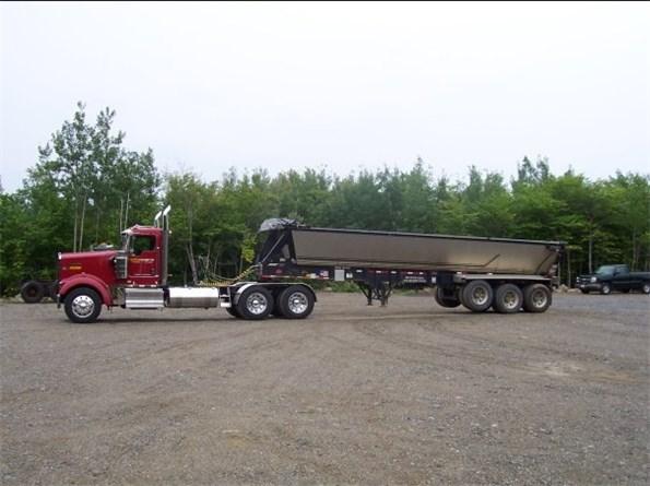 2009 Kenworth W-900L Tractor