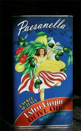 Paesanella Olive Oil
