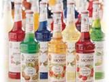 Monin Flavored Syrups