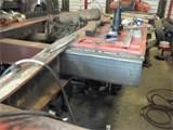 new rear frame