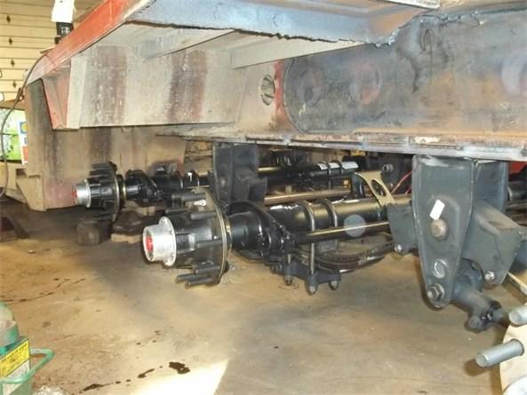 new axles