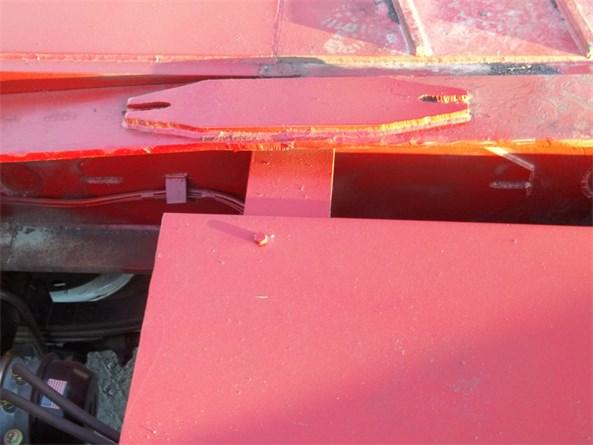 top rail plate