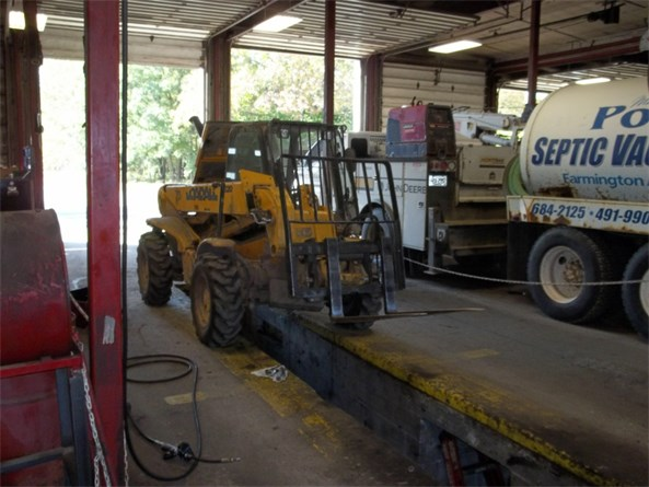 fork lift service and repair