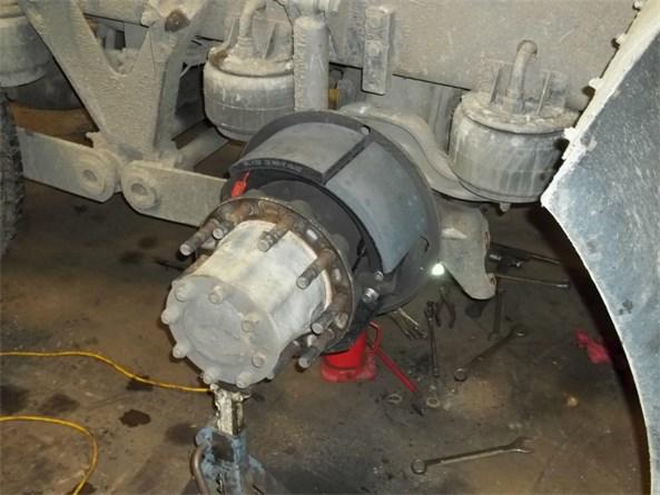 brakes, seals, and suspension