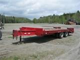 20 ton tag 19 foot deck length