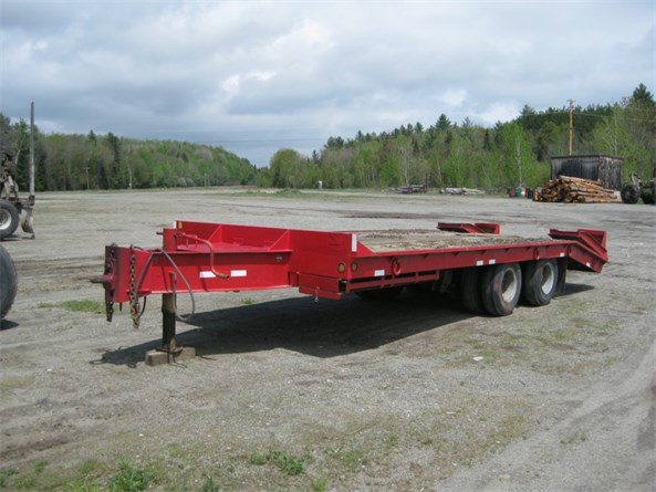 20 ton tag 19 foot deck length