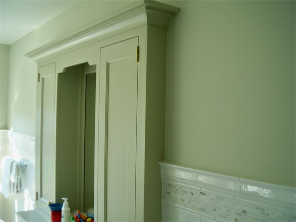 Built in Wall Cabinetry