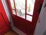 Storm/Screen combination door