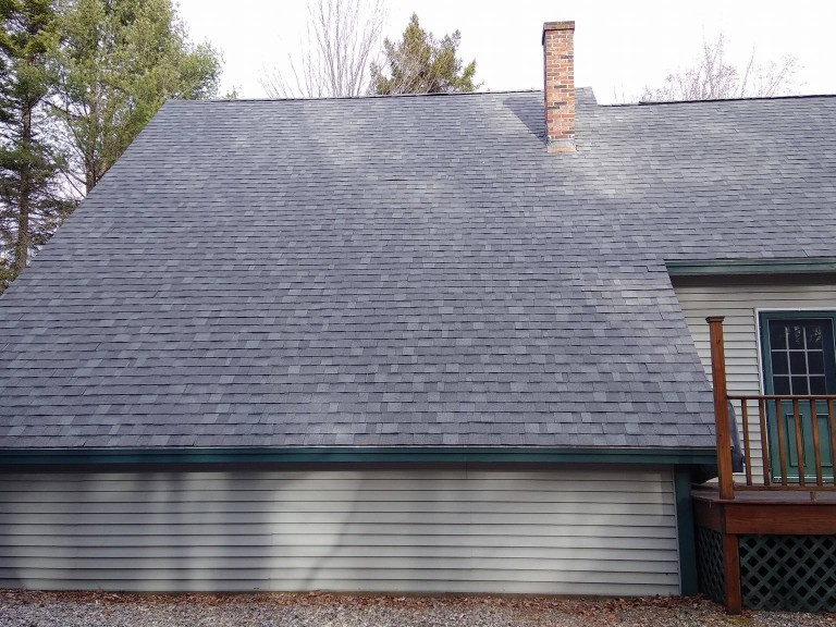 Asphalt Shingle Roofing Maine