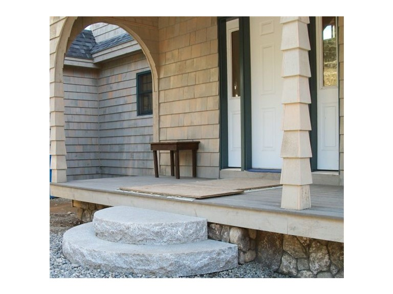 Granite Radius Steps
