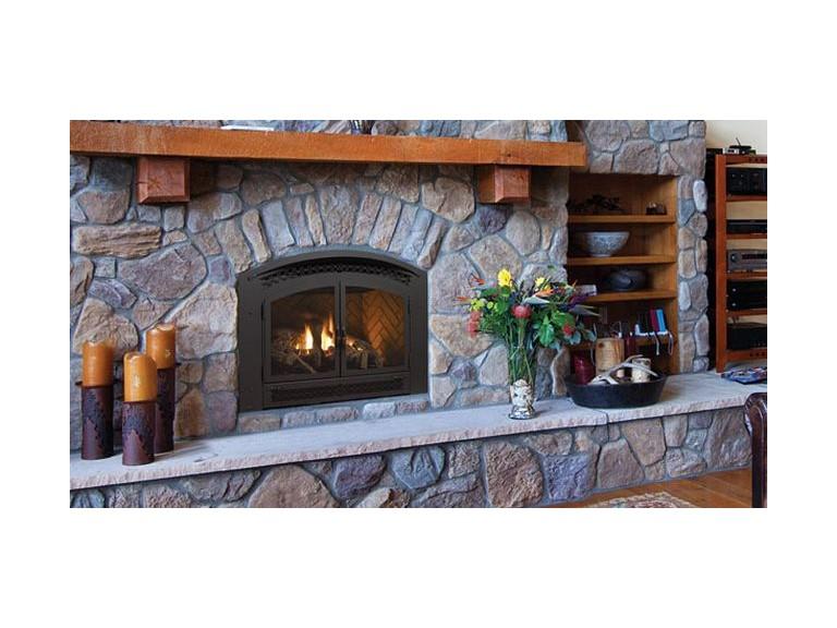 P90 Gas Fireplace