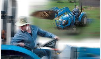 LS Tractor XR3100 Series