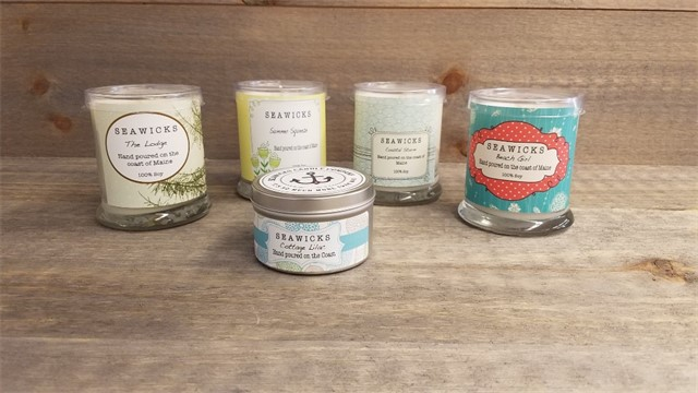 100% Soy Candles